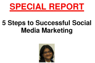 Social Media Marketing Free Report